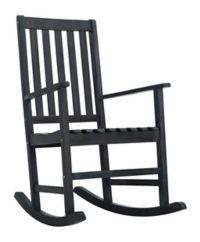 Safavieh Barstow All-Weather Acacia Wood Rocking Chair