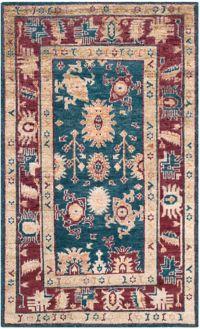 Safavieh Maharaja 5' x 8' Azar Rug in Blue