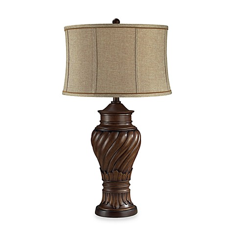 Dimond Lighting Biltmore® Natural Wooden Tone Table Lamp