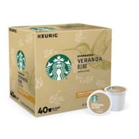 Keurig® K-Cup® Pack 40-Count Starbucks® Veranda Blend™ Blonde Coffee
