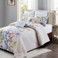 Style Quarters Dahlia Lane Queen Comforter Set