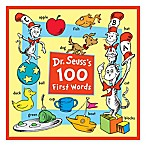 """Dr. Seuss' 100 First Words"" Book"