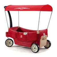 Step2® All Around Canopy Wagon™ in Red