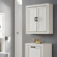 Crosley Furniture Tara Wall Cabinet in White