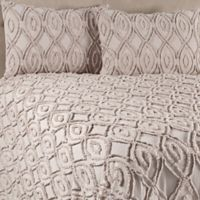Anthology™ Tufted and Looped Full/Queen Bedspread Set in Mauve