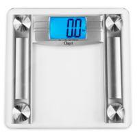 Ozeri® ProMax 500 lb. Digital Bath Scale in Silver