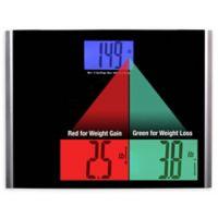 Ozeri® Precision Pro II Digital Bath Scale in Black