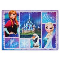 Disney® Frozen Patchwork 4'6 x 6'6 Area Rug