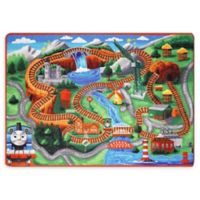 Thomas and Friends 4'6 x 6'6 Jumbo Activity Mat