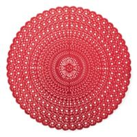 Shasta Placemat in Red