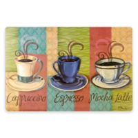 Coffee Laminate Placemats (Set of 4)