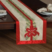 Holly Gift 72-Inch Table Runner