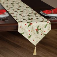 Mistletoe 72-Inch Table Runner