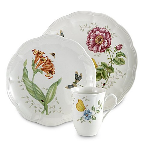 Lenox® Butterfly Meadow® Dragonfly Dinnerware  sc 1 st  Bed Bath u0026 Beyond & Lenox® Butterfly Meadow® Dragonfly Dinnerware - Bed Bath u0026 Beyond