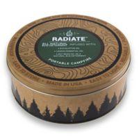 Radiate Outdoor Supply Portable Campfire with Eucalyptus Bug Repellant