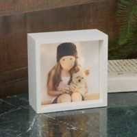Pet Photo 6-Inch x 6-Inch LED Light Shadow Box