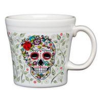 Fiesta® Halloween Sugar Skull Tapered Mug