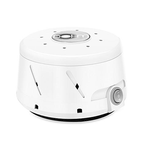 Marpac Dohm Original Sound Conditioner In White Bed