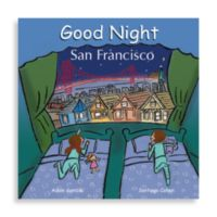 """Good Night San Francisco"" Board Book"