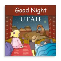 """""""Good Night Utah"""" Board Book"""