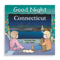 """Good Night Connecticut"" Board Book"
