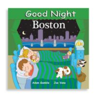 """Good Night Boston"" Board Book"