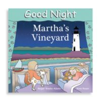 """Good Night Martha's Vineyard"" Board Book"