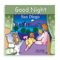 """Good Night San Diego"" Board Book"