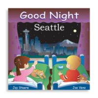 """Good Night Seattle"" Board Book"