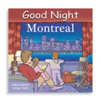 """Good Night Montreal"" Board Book"