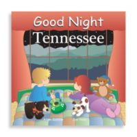 """Good Night Tennessee"" Board Book"