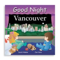 """Good Night Vancouver"" Board Book"