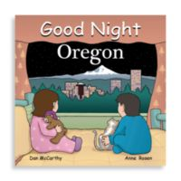 """Good Night Oregon"" Board Book"