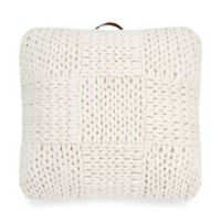 UGG® Doran Filled Euro Throw Pillow in Natural