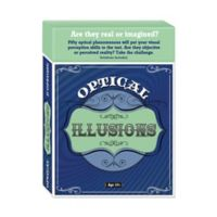 Family Games Inc. Optical Illusions Brain Teaser