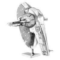 Fascinations Metal Earth 3D Metal Model Kit - Star Wars Slave I