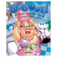 Gamewright Wig Out Card Game