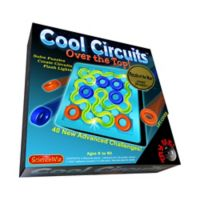 ScienceWiz Products Cool Circuits - Over the Top! Brain Teaser Puzzle