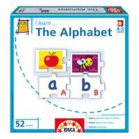 "Educa ""I Learn the Alphabet"" Educational Puzzle Game"