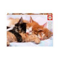Educa 500-Piece Kittens Puzzle