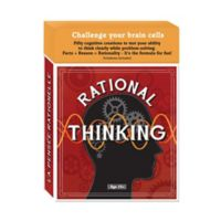 Family Games Inc. Rational Thinking Brain Teaser Puzzles