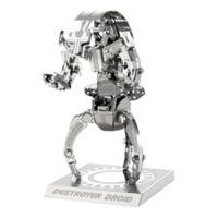 Fascinations Star Wars Destroyer Droid 3D Metal Model Kit