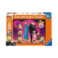 Ravensburger Despicable Me 3 200-Piece Family Photo Jigsaw Puzzle