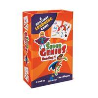 Blue Orange Games Super Genius Educational Game - Reading 1