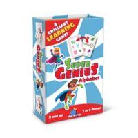 Blue Orange Games Super Genius Educational Game - Alphabet