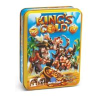 Blue Orange Games King's Gold Family Game