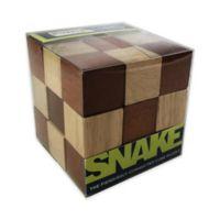 Front Porch Classics Puzzle Logic Wooden Puzzle - Snake