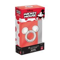 BePuzzled Hanayama Level 1 Cast Puzzle - Disney Mickey Mouse: Ring