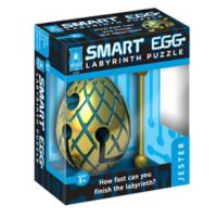 BePuzzled Smart Egg Labyrinth Puzzle - Jester
