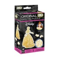 BePuzzled 42-Piece Disney Belle 3D Crystal Puzzle